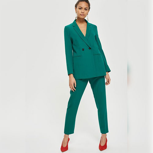 Women's Jacket Sleeve Guidelines